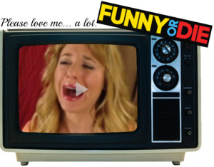 Check out all the drama... Me, Myself and Moi on Funny or Die (and YouTube)