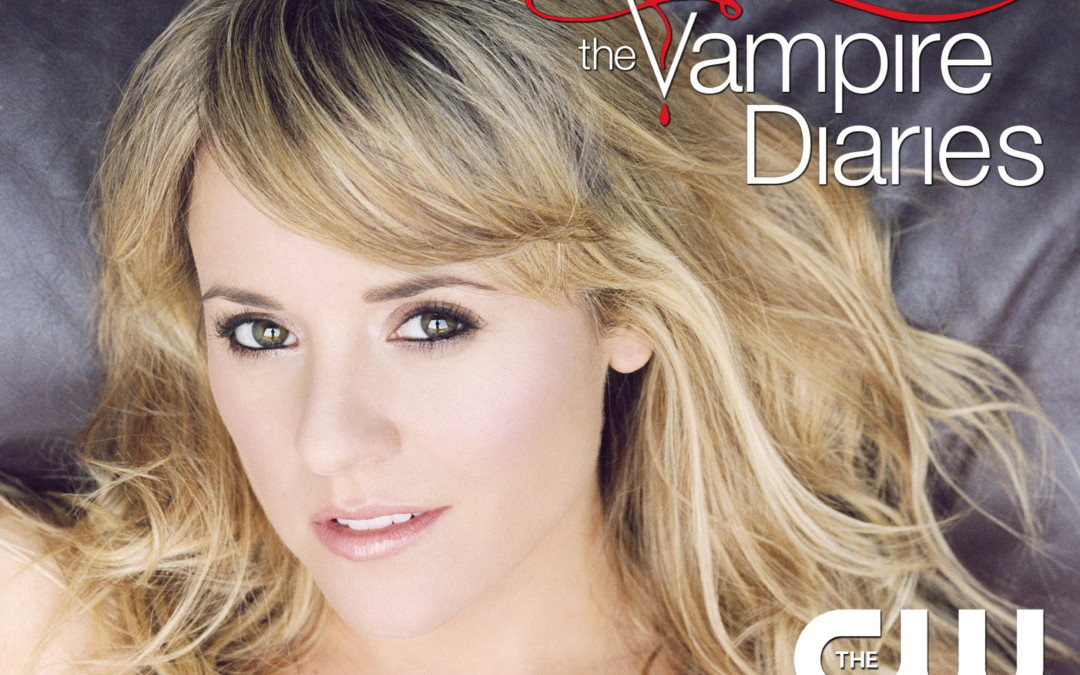 Elizabeth Braun lands roll on 'THE VAMPIRE DIARIES'